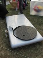 Manhole_bench